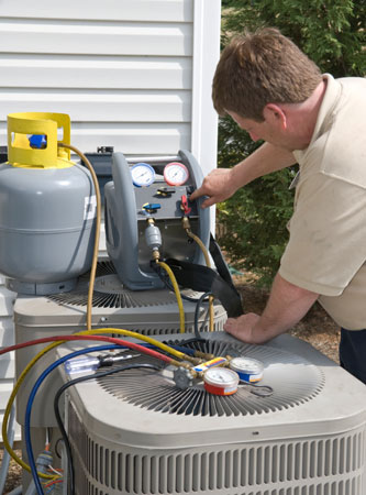 Services at R and R HVAC